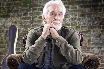 Kenny Rogers performs at the Great Auditorium in Ocean Grove, July 18.