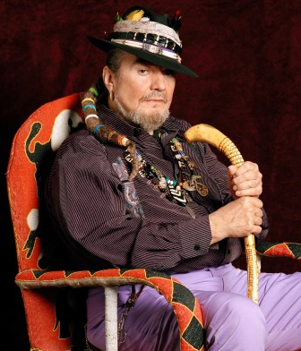 The legendary Dr. John headlines the final night of the Crawfish Fest, May 31.