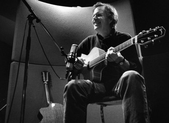 Leo Kottke performs at the South Orange Performing Arts Center on Thursday.