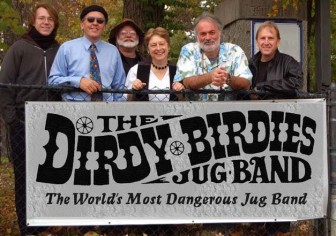 THE DIRDY BIRDIES JUG BAND
