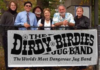 THE DIRDY BIRDIES JUG BAND