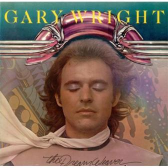 """The cover of the 1975 Gary Wright album, """"The Dream Weaver."""""""