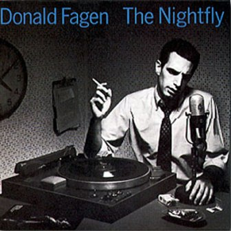 "The cover of Donald Fagen's album, ""The Nightfly."""