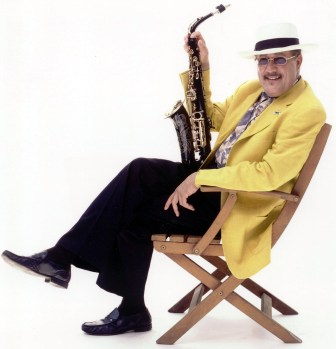 Paquito D'Rivera is one of the headliners of the 3 Sails Jazz Festival.