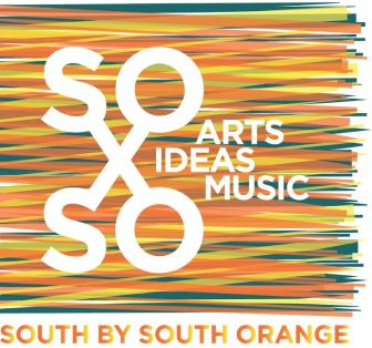 The logo for the South by South Orange festival.