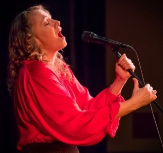 Joan Osborne, performing at Outpost in the Burbs on Feb. 27.