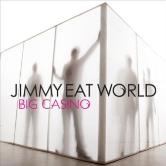 "The cover of the Jimmy Eat World single, ""Big Casino."""