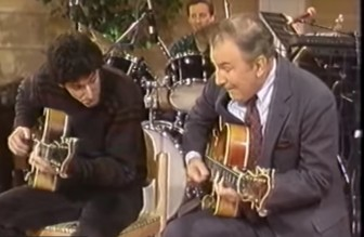 John and Bucky Pizzarelli.