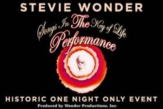 Stevie Wonder will bring his Songs in the Key of Life Performance tour to Newark and New York this fall.