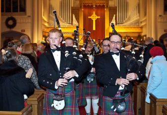 "The 17th annual ""Pipes of Christmas"" shows will take place in New York, Dec. 19, and Summit, Dec. 20."