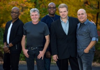 Spryo Gyra will headline the free Hoboken Arts and Music Festival on Sept. 25.