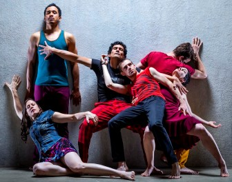 "The Joe Goode Performance Group will present ""Hush"" at the Victoria Mastrobuono Theater in New Brunswick through Feb. 13."