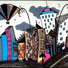 Ric Ocasek, art
