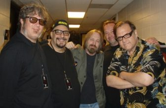 Tom Petty, The Smithereens