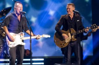 Bruce Springsteen, Bryan Adams