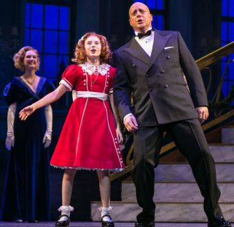 Annie at Paper Mill