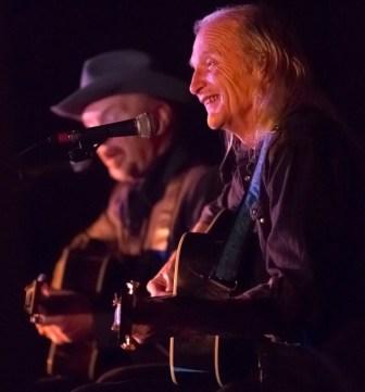 Jimmie Dale Gilmore, Dave Alvin