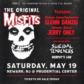 Misfits Newark