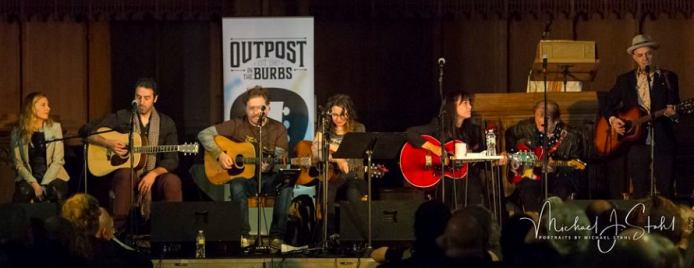 Bob Dylan tribute concert
