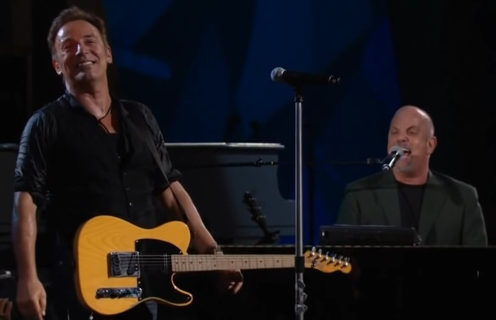 Springsteen Billy Joel Tony