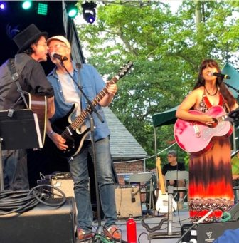 Barone SummerStage Review