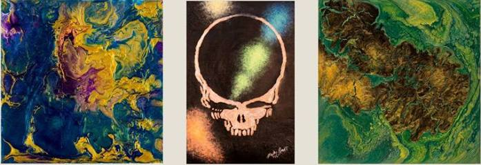 Mickey Hart art