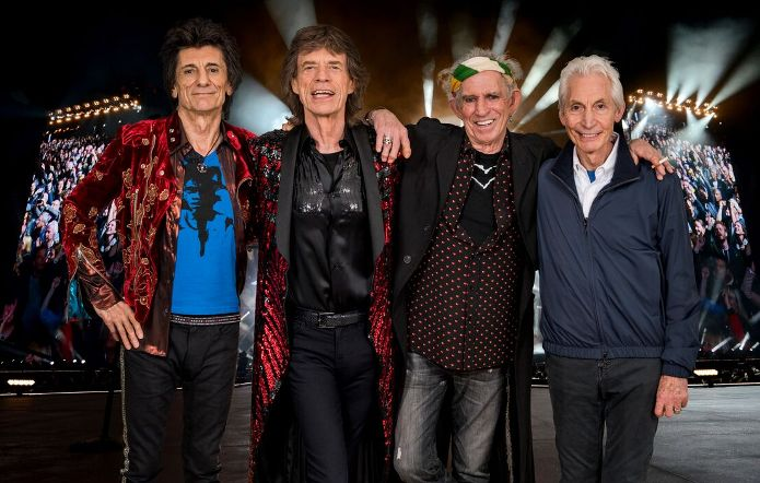 Rolling Stones added show nj