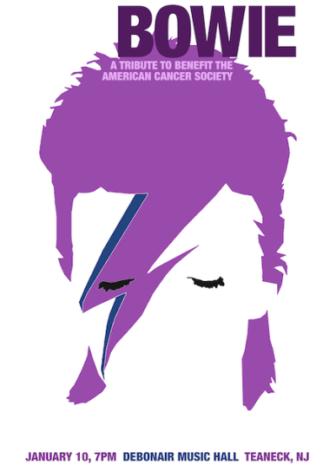 Bowie tribute Teaneck
