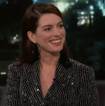 Anne Hathaway Paper Mill