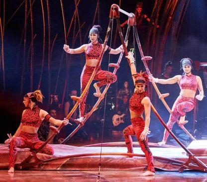Cirque Amaluna NJ