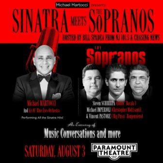 Sopranos Sinatra Asbury Park