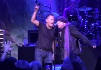 Springsteen Van Zandt L.A.