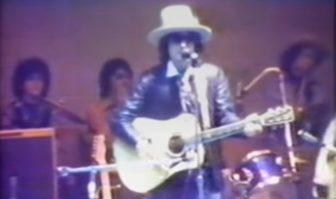Dylan Rolling Thunder