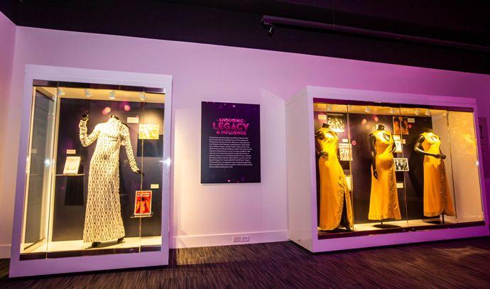 Supremes exhibition newark