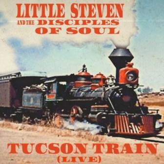 Steven Tucson Train single