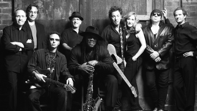 Springsteen complete NJ shows