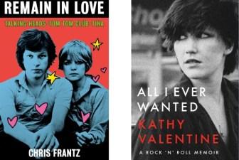Chris Frantz Remain in Love
