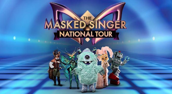 Masked Singer Newark
