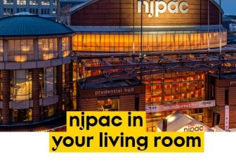 NJPAC In Your Living Room