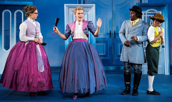 comedy of errors review