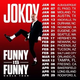 nj comedy listings february