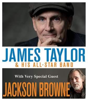 james taylor jackson browne duets
