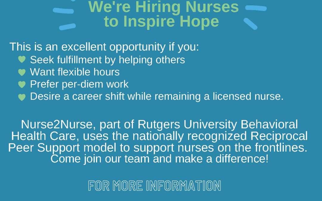 Nurse2Nurse