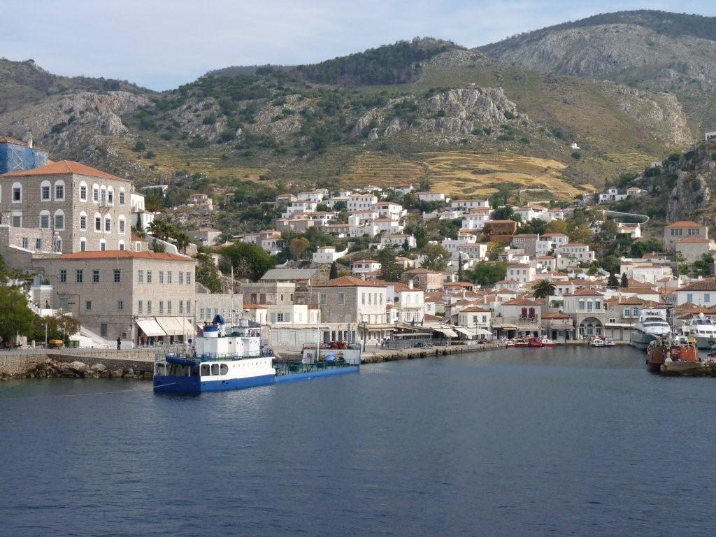 Hydra Greek Saronic Islands Yacht Charters