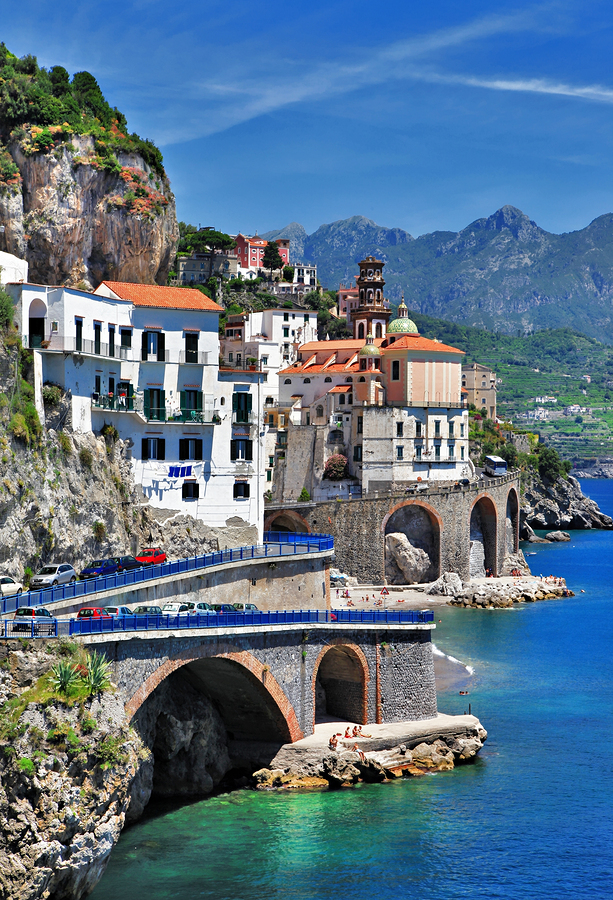 Yacht Charter Itinerary Pontine Islands Amp Amalfi Coast
