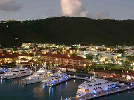 St Thomas Yacht Charters Luxury Charter Caribbean US
