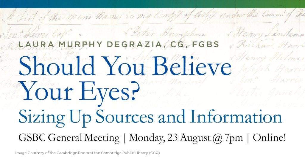 Should You Believe Your Eyes? Sizing Up Sources and Information