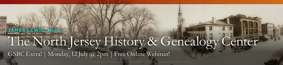 The North Jersey History & Genealogy Center