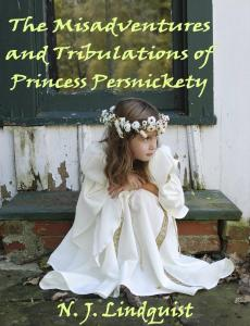 Princess Persnickety cover