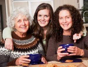 three generations of disciples